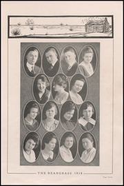 Page 11, 1918 Edition, Canadian High School - Beargrass Yearbook (Canadian, TX) online yearbook collection