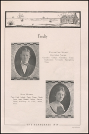 Page 17, 1918 Edition, Canadian High School - Beargrass Yearbook (Canadian, TX) online yearbook collection