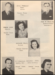 Page 12, 1945 Edition, Canadian High School - Beargrass Yearbook (Canadian, TX) online yearbook collection