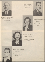 Page 13, 1945 Edition, Canadian High School - Beargrass Yearbook (Canadian, TX) online yearbook collection