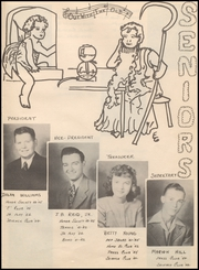 Page 17, 1945 Edition, Canadian High School - Beargrass Yearbook (Canadian, TX) online yearbook collection