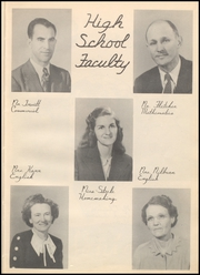 Page 11, 1948 Edition, Canadian High School - Beargrass Yearbook (Canadian, TX) online yearbook collection