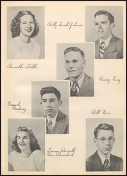 Page 15, 1948 Edition, Canadian High School - Beargrass Yearbook (Canadian, TX) online yearbook collection