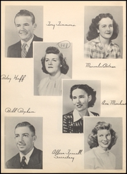 Page 16, 1948 Edition, Canadian High School - Beargrass Yearbook (Canadian, TX) online yearbook collection