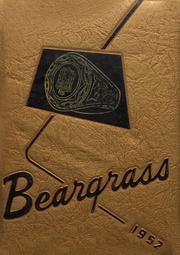 Page 1, 1952 Edition, Canadian High School - Beargrass Yearbook (Canadian, TX) online yearbook collection