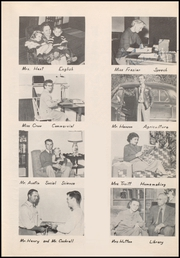 Page 13, 1952 Edition, Canadian High School - Beargrass Yearbook (Canadian, TX) online yearbook collection
