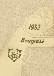 Page 1, 1953 Edition, Canadian High School - Beargrass Yearbook (Canadian, TX) online yearbook collection