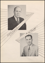 Page 10, 1953 Edition, Canadian High School - Beargrass Yearbook (Canadian, TX) online yearbook collection