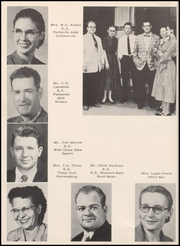 Page 10, 1957 Edition, Canadian High School - Beargrass Yearbook (Canadian, TX) online yearbook collection