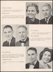Page 15, 1957 Edition, Canadian High School - Beargrass Yearbook (Canadian, TX) online yearbook collection