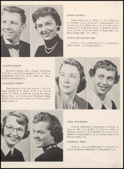 Page 16, 1957 Edition, Canadian High School - Beargrass Yearbook (Canadian, TX) online yearbook collection