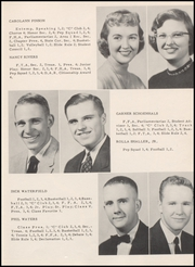 Page 17, 1957 Edition, Canadian High School - Beargrass Yearbook (Canadian, TX) online yearbook collection