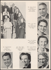 Page 9, 1957 Edition, Canadian High School - Beargrass Yearbook (Canadian, TX) online yearbook collection