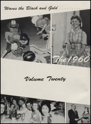 Page 6, 1960 Edition, Canadian High School - Beargrass Yearbook (Canadian, TX) online yearbook collection