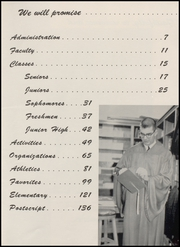 Page 9, 1960 Edition, Canadian High School - Beargrass Yearbook (Canadian, TX) online yearbook collection