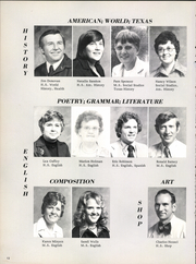Page 17, 1977 Edition, Canadian High School - Beargrass Yearbook (Canadian, TX) online yearbook collection