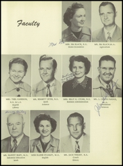 Page 15, 1952 Edition, Cooper High School - Growl Yearbook (Cooper, TX) online yearbook collection