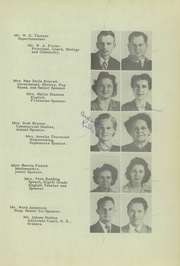 Page 13, 1947 Edition, Birdville High School - Buffalo Yearbook (North Richland Hills, TX) online yearbook collection