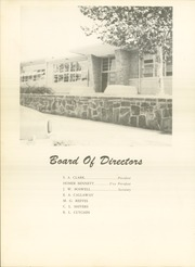Page 12, 1951 Edition, Birdville High School - Buffalo Yearbook (North Richland Hills, TX) online yearbook collection
