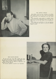 Page 14, 1953 Edition, Birdville High School - Buffalo Yearbook (North Richland Hills, TX) online yearbook collection