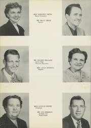 Page 16, 1953 Edition, Birdville High School - Buffalo Yearbook (North Richland Hills, TX) online yearbook collection