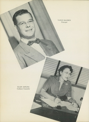 Page 14, 1954 Edition, Birdville High School - Buffalo Yearbook (North Richland Hills, TX) online yearbook collection