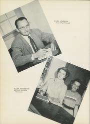 Page 16, 1954 Edition, Birdville High School - Buffalo Yearbook (North Richland Hills, TX) online yearbook collection