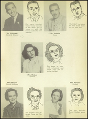 Page 15, 1947 Edition, Adams High School - Coyote Yearbook (Alice, TX) online yearbook collection
