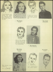 Page 16, 1947 Edition, Adams High School - Coyote Yearbook (Alice, TX) online yearbook collection