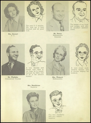 Page 17, 1947 Edition, Adams High School - Coyote Yearbook (Alice, TX) online yearbook collection