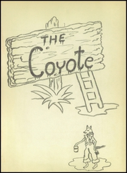 Page 5, 1947 Edition, Adams High School - Coyote Yearbook (Alice, TX) online yearbook collection