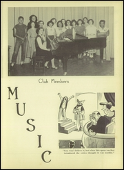 Adams High School - Coyote Yearbook (Alice, TX) online yearbook collection, 1952 Edition, Page 105