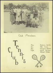 Adams High School - Coyote Yearbook (Alice, TX) online yearbook collection, 1952 Edition, Page 107