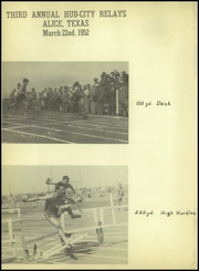 Adams High School - Coyote Yearbook (Alice, TX) online yearbook collection, 1952 Edition, Page 146