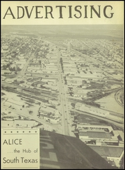 Adams High School - Coyote Yearbook (Alice, TX) online yearbook collection, 1952 Edition, Page 161