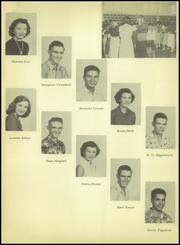 Adams High School - Coyote Yearbook (Alice, TX) online yearbook collection, 1952 Edition, Page 42