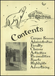 Adams High School - Coyote Yearbook (Alice, TX) online yearbook collection, 1952 Edition, Page 8
