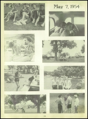Adams High School - Coyote Yearbook (Alice, TX) online yearbook collection, 1954 Edition, Page 142