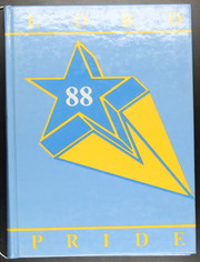 1988 Edition, Little Elm High School - Lobo Pride Yearbook (Little Elm, TX)