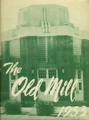 Page 1, 1953 Edition, Clifton High School - Old Mill Yearbook (Clifton, TX) online yearbook collection