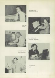 Page 15, 1953 Edition, Clifton High School - Old Mill Yearbook (Clifton, TX) online yearbook collection