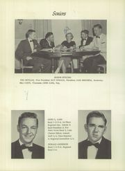 Page 16, 1955 Edition, Clifton High School - Old Mill Yearbook (Clifton, TX) online yearbook collection