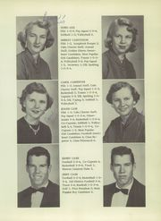 Page 17, 1955 Edition, Clifton High School - Old Mill Yearbook (Clifton, TX) online yearbook collection