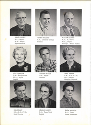 Page 14, 1960 Edition, Clifton High School - Old Mill Yearbook (Clifton, TX) online yearbook collection
