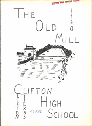 Page 5, 1960 Edition, Clifton High School - Old Mill Yearbook (Clifton, TX) online yearbook collection