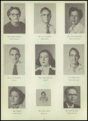 Page 14, 1954 Edition, Orange Grove High School - Bark Yearbook (Orange Grove, TX) online yearbook collection