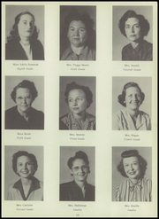 Page 15, 1954 Edition, Orange Grove High School - Bark Yearbook (Orange Grove, TX) online yearbook collection