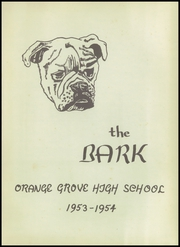 Page 5, 1954 Edition, Orange Grove High School - Bark Yearbook (Orange Grove, TX) online yearbook collection