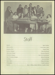 Page 8, 1954 Edition, Orange Grove High School - Bark Yearbook (Orange Grove, TX) online yearbook collection