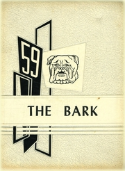 Page 1, 1959 Edition, Orange Grove High School - Bark Yearbook (Orange Grove, TX) online yearbook collection